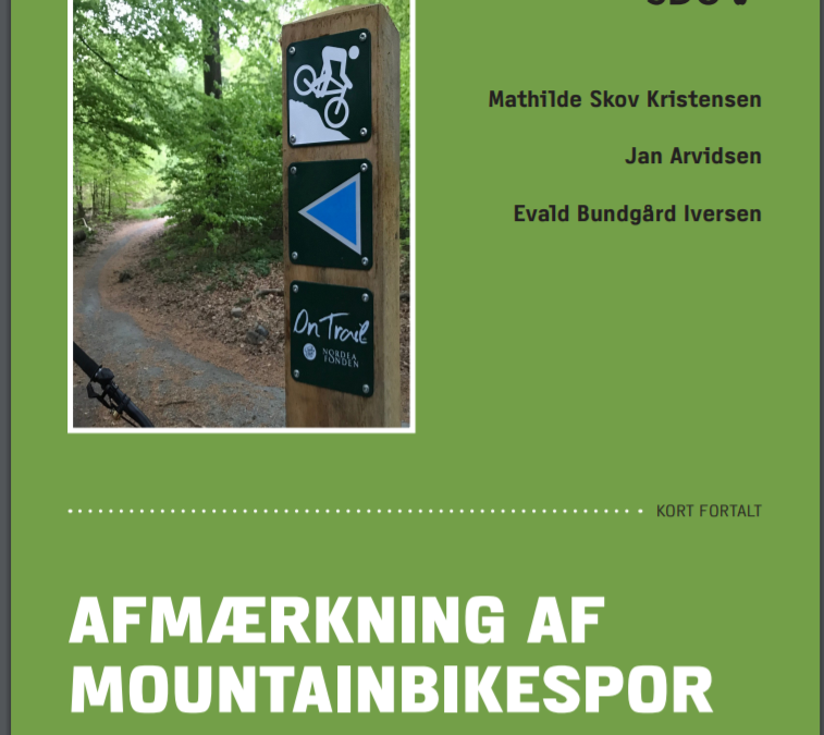Fælles standarder for mountainbikespor er en succes